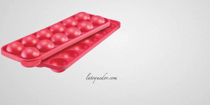 Moule à cake pops silicone