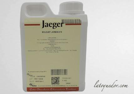 Préparation aromatique pour jambon