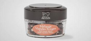 Recharge mélange viandes rouges Zanzibar Peugeot