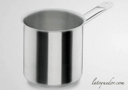 Casserole bain marie inox Chef Classic