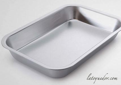 Plaque à débarrasser aluminium Mauviel