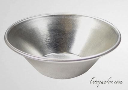 Moule à Pastéis de Nata en fer blanc (x6)