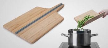 """Planche à découper """"Flex"""" en bambou"""