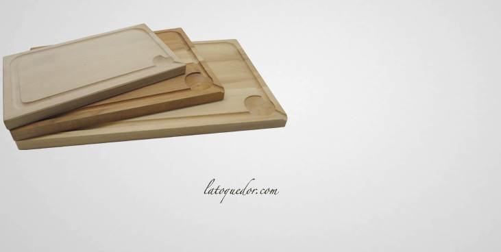 Planche à découper bois massif