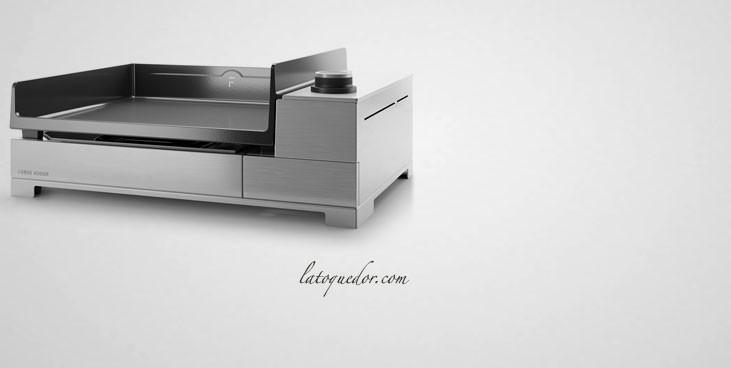 Plancha gaz Premium G45 I - Forge Adour