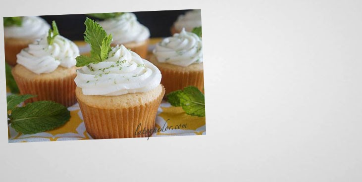 Cupcakes au mojito