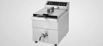 Friteuse induction 8L Kitchen Line Hendi