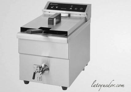 Friteuse induction 8L Kitchen Line Hendi