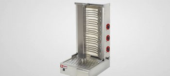 Grill à kebab électrique Diamond 55 Kg