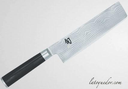 Couteau nakiri damas Shun Classic - Kaï