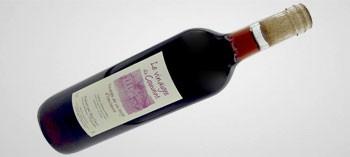 Vinaigre de vin rouge 75 cl - Le Vinaigre du Couvent