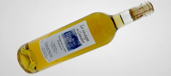 Vinaigre de vin blanc 75 cl - Le Vinaigre du Couvent