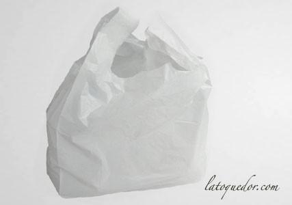 Sacs bretelles blanc 26x12x45 cm (x500)