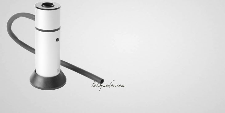 Pipe fumoir de cuisine électrique pour aromatisation