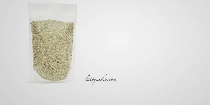 Copeaux de bois de chêne pour fumage - 1000 ml