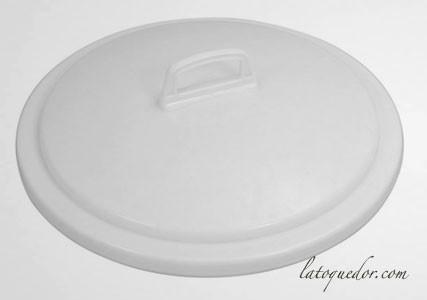 Couvercle plastique pour poubele conteneur - Gilac