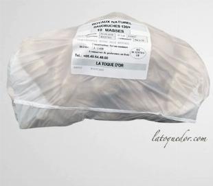 Boyaux de baudruche de bœuf sec (x10)