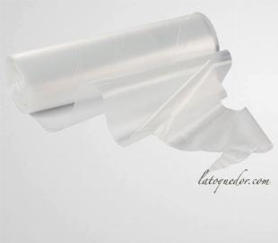 Poche à douille jetable transparente (x100)