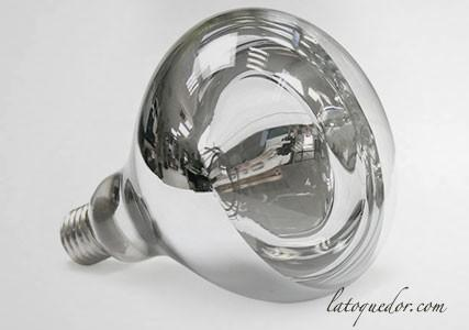 Ampoule infrarouge 275W pour lampe chauffante