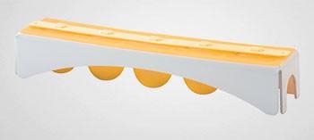 Moule à glaces en silicone forme ronde
