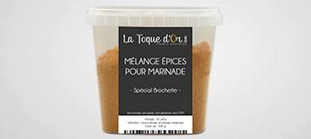 Mélange épices pour marinade spécial brochette