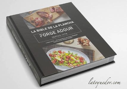 """Livre """"cuisine à la plancha"""""""