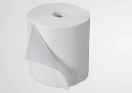 Essuie main gaufré blanc (x6)