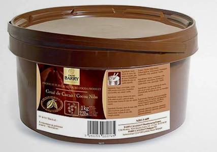 Grué de cacao Cacao Barry 1 kg
