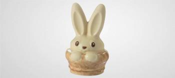 Moule à chocolat professionnel lapin