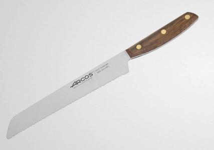 Couteau à pain manche bois Nordika - Arcos