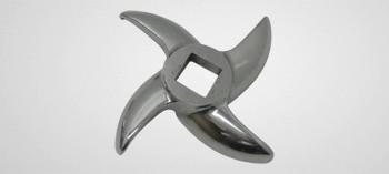 Couteau inox pour hachoir N°32