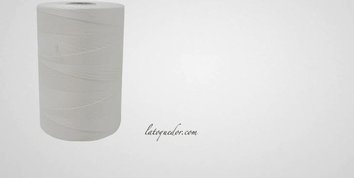Ficelle de boucher 1Kg blanc 2B - Spéciale rôtis