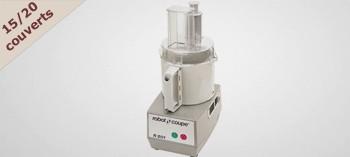 Combiné Robot Coupe R201