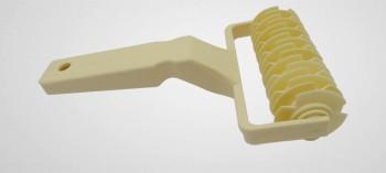 Rouleau à losanges plastique
