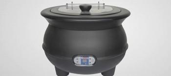 Marmite à soupe professionnelle digitale 8 litres