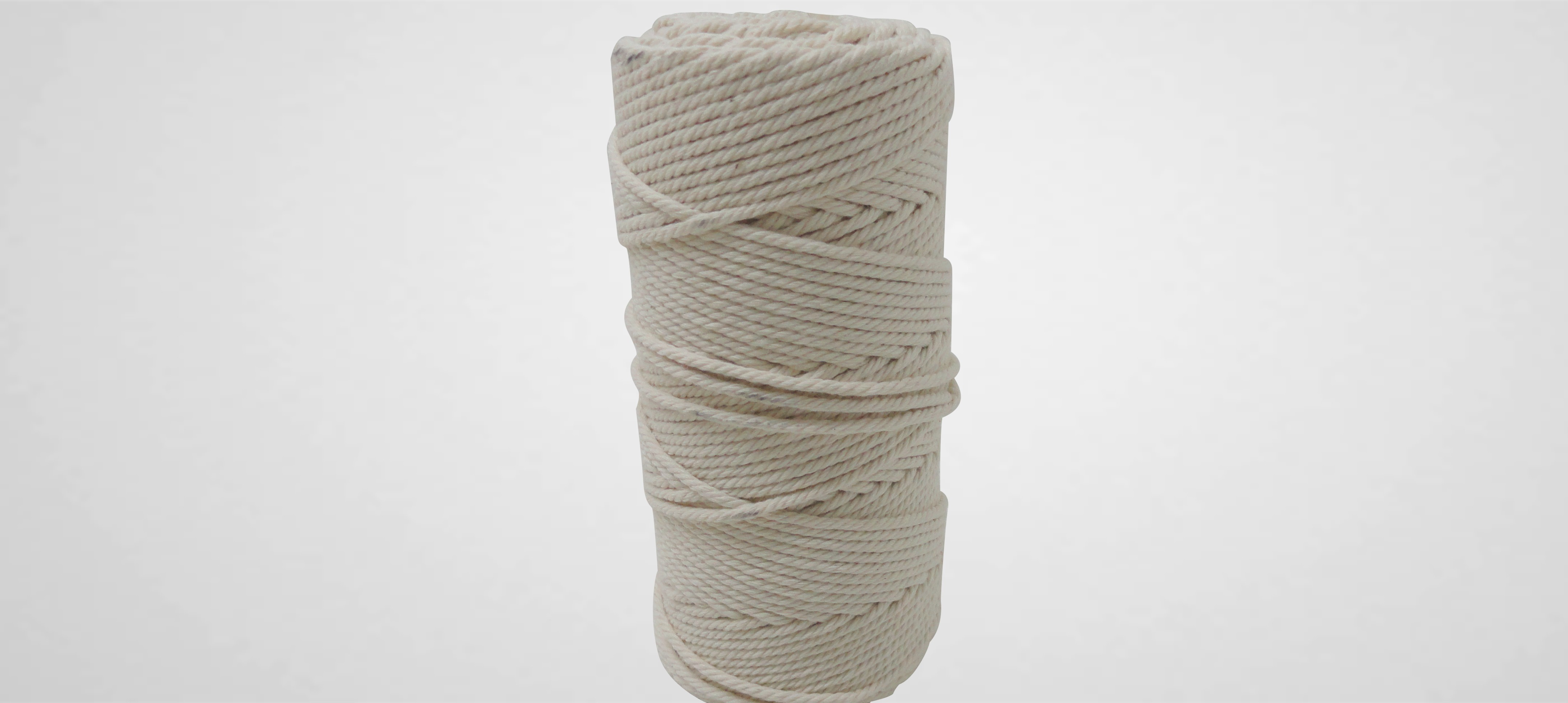 Corde à roulade en coton