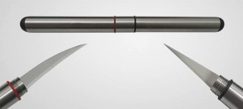 Couteau de sculpture Thaï double lame