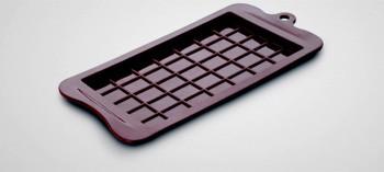 Moule à chocolat silicone tablette chocolat