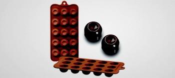 Moule à chocolat silicone impérial