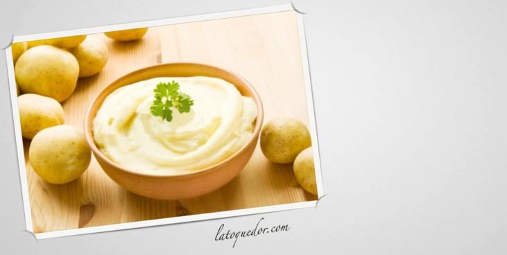 Pur e de pommes de terre maison recettes de cuisine la toque d 39 or - Puree pomme de terre maison ...