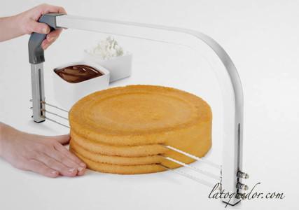 Scie à génoise et gâteaux professionnelle