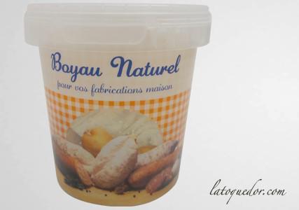 Boyaux de baudruche de bœuf (x2)