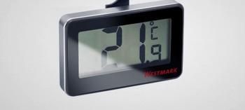 Thermomètre frigo digital