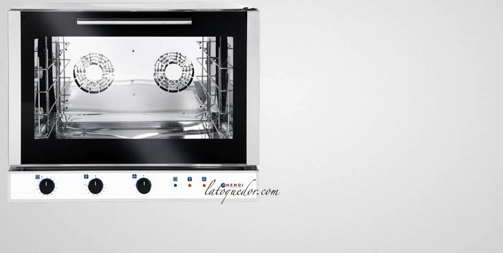 Four pâtissier électrique professionnel 400V
