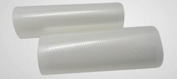 Rouleaux sous vide gaufrés 20 cm x 6 m (x2)